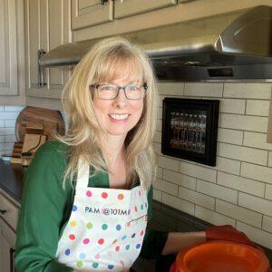 photo of blog author
